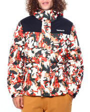Mens-Fall - Archive Camo Puffer Jkt-2418827