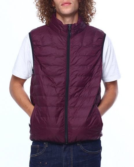 HAWKE & Co. - PACKABLE DOWN VEST