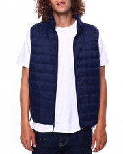 Vests - PACKABLE DOWN VEST-2419426