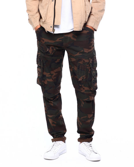 Copper Rivet - Rip Stop Cargo Pant