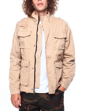 Jordan Craig - Distressed Field Jacket-2419080