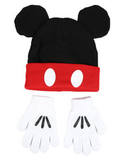 Winter Accessories - Mickey Beanie Set-2419892