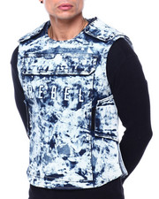 Vests - Denim Tactical Vest-2419261