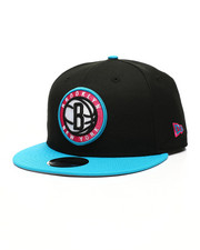New Era - 9Fifty Brooklyn Nets Snapback Hat-2418015