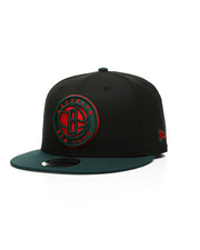 New Era - 9Fifty Brooklyn Nets Snapback Hat-2418014