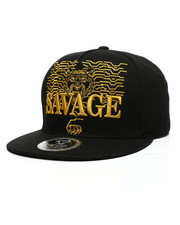 Hats - Savage Tiger Snapback Hat-2419906