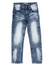Boys - Moto Denim Stretch Jeans (4-7)-2419044