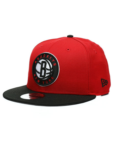 New Era - 9Fifty Brooklyn Nets Snapback Hat