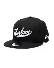 New Era - 9Fifty Harlem Script Snapback Hat-2418058