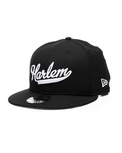 New Era - 9Fifty Harlem Script Snapback Hat