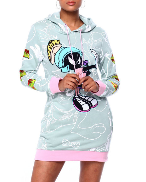 Freeze Max - Marvin Stop Hoodie Dress