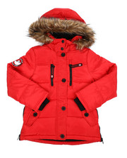 Outerwear - Canadian Weather Puffer Jacket (7-16)-2420471