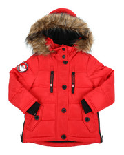 Outerwear - Canadian Weather Puffer Jacket (4-6X)-2420463