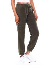 Bottoms - Polar Fleece Sweatpant W/Neon D-Cord-2420029
