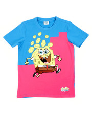 Nickelodeon - Block Head Tee (8-18)-2420041