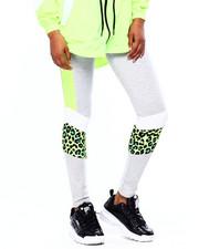Bottoms - Colorblock Legging-2420121