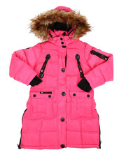 Outerwear - Canadian Weather Puffer Jacket (7-16)-2420489