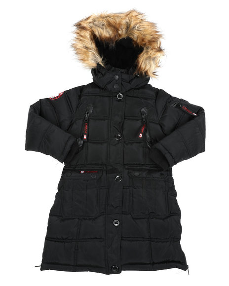 Canada Weather Gear - Canadian Weather Puffer Jacket (7-16)