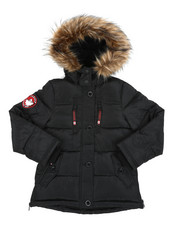 Outerwear - Canadian Weather Puffer Jacket (7-16)-2420459