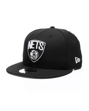 New Era - 9Fifty Brooklyn Nets Snapback Hat-2418040
