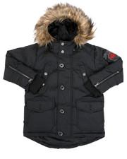 Outerwear - Moose Pie Puffer Jacket (4-7)-2420891