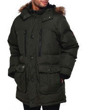 Heavy Coats - Base Camp Puffer Coat-2420331