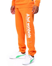 HUF - PEAK 3.0 FLEECE PANT-2420581