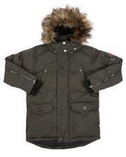 Outerwear - Moose Pie Puffer Jacket (8-20)-2420859