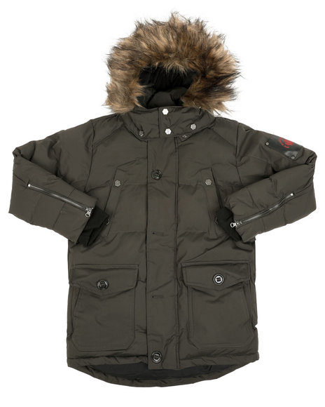 Joe Whistler - Moose Pie Puffer Jacket (8-20)