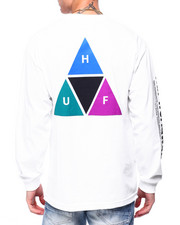 HUF - PRISM LS TEE-2420091
