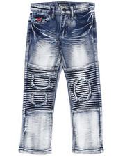 Rocawear - Fashion Moto Denim Jeans (4-7)-2421031