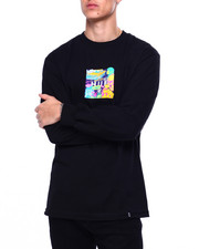HUF - COMIC BOOK LS TEE-2420610
