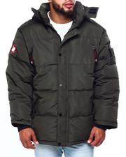 Outerwear - Puffer Jacket (B&T)-2421083