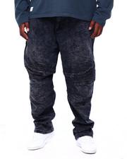 Big & Tall - Jean w/ Knee Treatment (B&T)-2419706