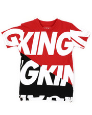 Sizes 2T-4T - Toddler - King Mode S/S Tee (2T-4T)-2421494