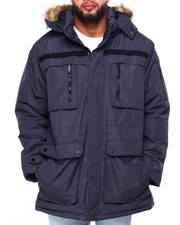 Big & Tall - Parka Jacket (B&T)-2421267