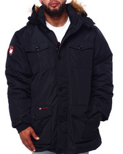 Outerwear - Parka Jacket (B&T)-2420557