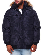 Rocawear - Heavy Weight Short Parka Jacket (B&T)-2421117