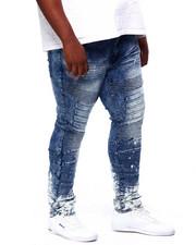 Jeans & Pants - Moto Jean W/ Knee Treatment (B&T)-2411640