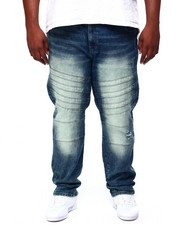 Men - Moto Denim Jeans (B&T)-2411675