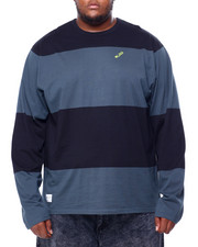 Men - LRG Crewneck (B&T)-2421426