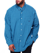 Chaps - EC Stretch-Long Sleeve-Sport Shirt (B&T)-2419786