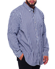 Chaps - EC Stretch-Long Sleeve-Sport Shirt (B&T)-2419752