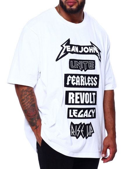 Sean John - SJ Patch S/S Tee (B&T)