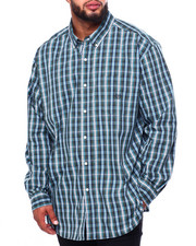 Chaps - Stretch Easy Care H-EC Stretch L/S Sport Shirt (B&T)-2419797