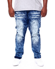 Men - Basic 5 Pocket Denim Jean (B&T)-2421414