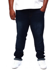 Jeans - Stretch Relax Straight Fit Blue (B&T)-2420722