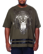 Men - Spiked Tiger S/S Tee (B&T)-2418089