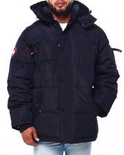 Outerwear - Puffer Jacket (B&T)-2421293