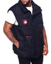 Outerwear - Puffer Vest Jacket (B&T)-2421297